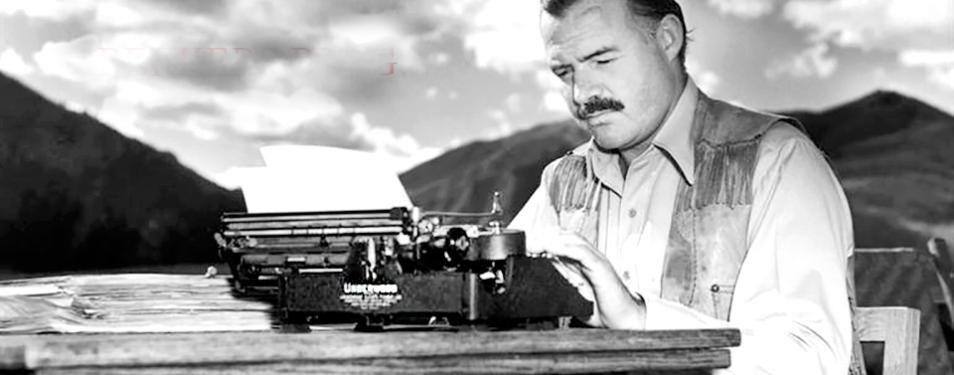 Hemingway: Lad andre frelse verden