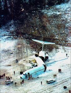 Stefan G. Rasmussens koldblodige landning.
